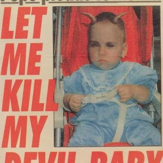 Let me kill a devil baby art for sale