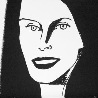Alex Katz, Christy