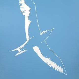Seagull, by Alex Katz
