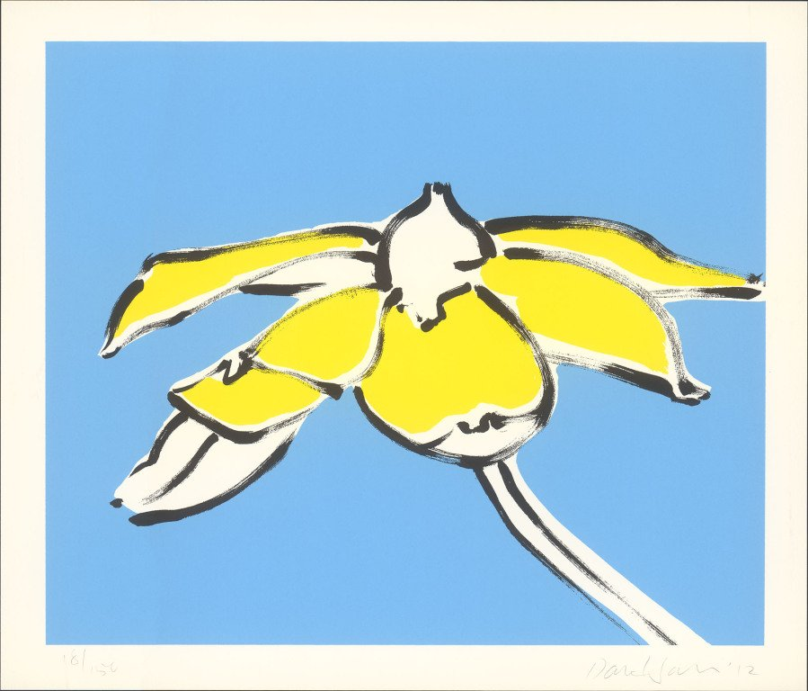 David Salle, Black Eyed Susan