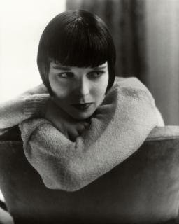 Louise Brooks by Edward Steichen