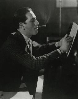 George Gershwin by Edward Steichen