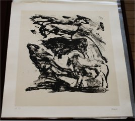 Title Unknown, by <a href='/site-admin/artists/artist/860'>Elaine de Kooning</a>