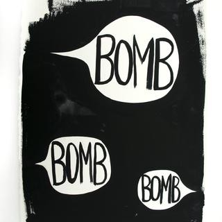 Bomb #1 art for sale