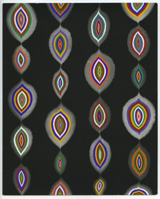Bloom, by Fred Tomaselli