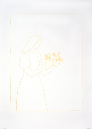 Ilya Kabakov Printer's Mistake A art for sale