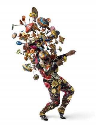 Artist Nick Cave on the Galloping Success of His
