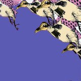 Olenna  Mokliak, War Birds in Violet