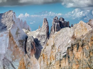 The Dolomites #8, by Olivo Barbieri